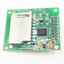 WTV020-SD-20SS SD Card U Disk Audio Player Voice Module MP3 Voice Module
