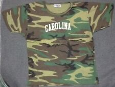 Child's Camouflage Carolina T-Shirt Small (2-4) By Jensen ActiveWear