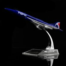 1:400 16cm Pesi Concorde Metal Airplane Model Office Decoration Toy Gift