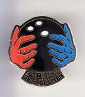 RARE PINS PIN'S .. SPORT BOWLING CLUB TEAM B.C SAINT GRATIEN 95 ~CB
