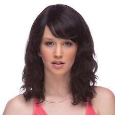 SONNET PREMIUM REMY 100% HUMAN HAIR HUMAN HAIR WIG * Natural Black *