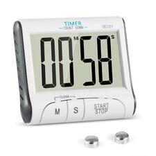 Minuteur de Cuisine Yxwin electronique Magnétique Digital avec Alarme