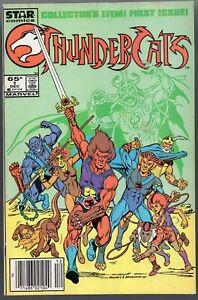 Thundercats #1 Fine   Newstand