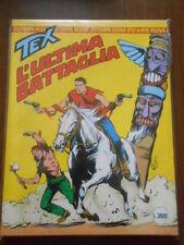 TEX nuova ristampa n.9 - completo di posterino   -fumetto d'autore