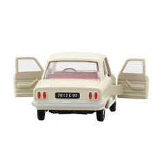 Atlas 1:43 Diecast 1428 white Dinky Toys PEUGEOT 304 Alloy Diecast Car model