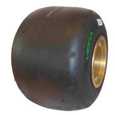 Vega XH Option Grün Slick Satz 4.60/7.10 für Rennkart Felgen Kart Reifen Tire