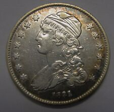 Beautiful 1831 Capped Bust Quarter Grading XF Great Type Coin     g7861