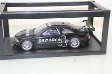 AUTOart 1:18 80554 BMW M3 GTR Nürburgring 2005 Plain Body Version OVP (JS5334)