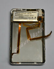 iPod Classic 7th 160gb thin model Back cover+headphone Audio jack+battery parts