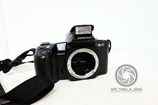 Pentax Z-10 35mm film SLR camera body only with strap Pentax K Mount