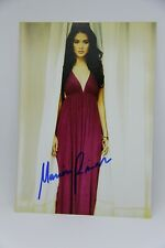 "Autographed 5R (5""x10"") Marian Rivera Photo 1"