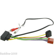 CT20FD10 FORD FIESTA 2010 ONWARDS 24 WAY CONNECTOR ISO HARNESS ADAPTER LEAD