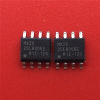 (5PCS) MX25L8006EM1I-12G IC FLASH SERIAL 3V 8MB 8SOP 25L8006 MX25L8006