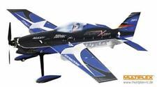 Multiplex 3D Flugmodell Baukasten Slick X360 4D Indoor Edition, blau / 1-01632