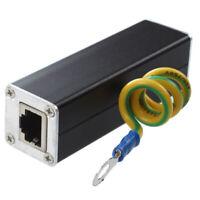 90V Ethernet Surge Protector Thunder Arrester Thunder POE/POE+Gigabit CAT5CAT6