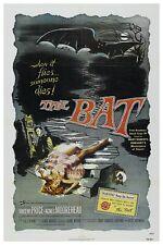 "THE BAT  VINTAGE HORROR MOVIE STARRING VINCENT PRICE & AGNES MOOREHEAD 12"" X 18"""