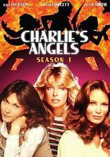 4 DVDS CHARLIE'S ANGELS Season 1 Kate Jackson Farrah Fawcett Jaclyn Smith NEW