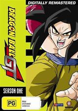 Dragon Ball GT: The Complete Season 1 * DVD * (Region 4 Australia)