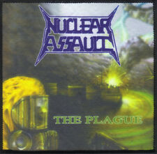 NUCLEAR ASSAULT-THE PLAGUE-SUBLIMATION PATCH-THRASH-CROSSOVER-METAL