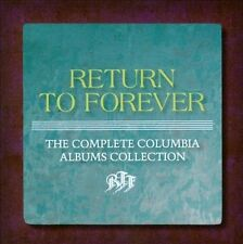 Return to Forever, The Complete Columbia Albums Collection 5 CD Box set