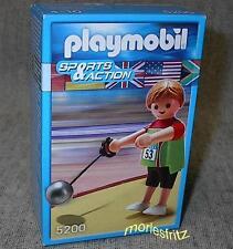 Playmobil 5200 HAMMERWERFER Sports & Action - Neu