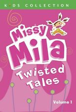 Missy Mila Twisted Tales, Vol. 1 (DVD) NEW, Animated Storytelling for girls
