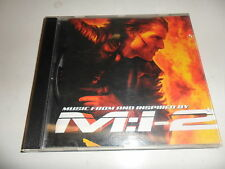 CD  Mission Impossible 2 [Soundtrack]