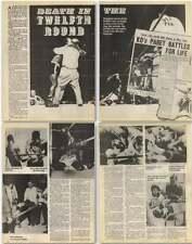 Death Of Benny Paret, Uncontrollable Emile Griffiths, Boxing Match News Article