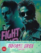 Fight Club Limited Edition SteelBook w/1/4 J-Card (Region A & C Korea Import)