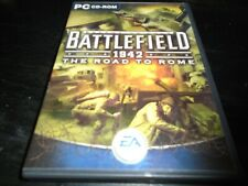 Battlefield 1942  the road to Rome   shooter   pc game