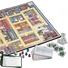 1970 S 221b Baker Street Master Detective Board Game 40 Cases Sherlock Holmes