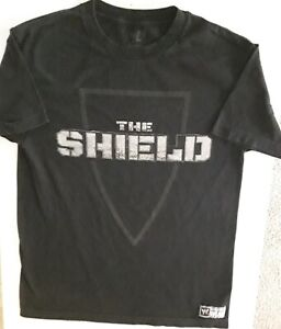 WWE The Shield Medium Shirt - Justice Isn't Free - Rollins Ambrose Reigns