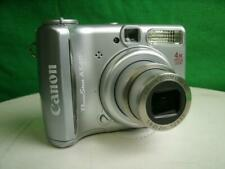 Canon PowerShot A540 6.0MP Digital Camera - Silver Tested and Working