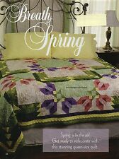 Breath Of Spring Quilt Pattern Pieced PB