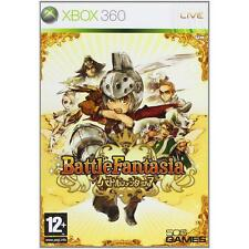 Pal version Microsoft Xbox 360 Battle Fantasia