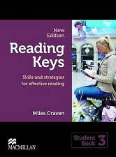 Reading Keys New Edition 3 Student Book: Skills and Strategies for Effective Rea