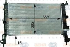 Kühler, Motorkühlung für Kühlung HELLA 8MK 376 910-294