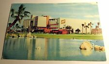 Color Photo Postcard of Schlitz Brewing Company in Tampa, Florida From 1959
