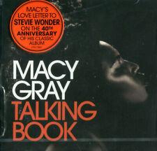 MACY GRAY - CD - TALKING BOOK - NEU OVP - 2012 - SOUL