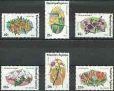 Timbres Flore Togo 827/30 PA244/5 ** lot 23628