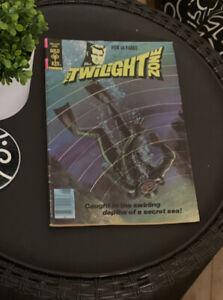 The TWILIGHT ZONE #84 F.+ 1978 Frank Miller's 1st Comic Book work