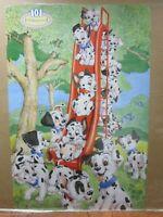 Vintage 101 Dalmatians Walt Disney original poster 13053