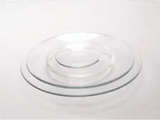 4 Watch Glass Sizes 50mm, 75mm, 110mm, 125mm Round With Good Quality Glass