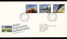 Gb Fdc 1983 La ingeniería británica, Mesa H/s #c 23199