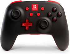 Mando Powera Enhanced Wireless Controller Black Nintendo switch
