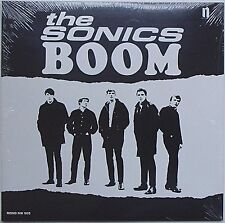 Sonics-Boom LP wailers Kingsmen seeds standells Northwest tacoma garage rock