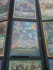 cardfight vanguard Blue Storm Deterrence Dragon, Ice Barrier Dragon (SP)