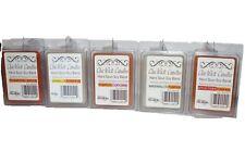 ChicWick Candles 5 Pack Pumpkin Variety  Soy Wax Melts Cubes Chunks Bars Tarts