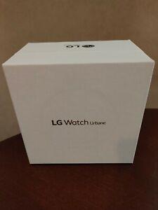 LG Watch Urbane LG-W150 Wearable Smart Watch – Silver/Silver - BRAND NEW !!!