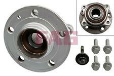 Wheel Bearing Kit fits VOLVO V70 MK2 Front 2.5 2.5D 99 to 07 FAG 274298 31329980